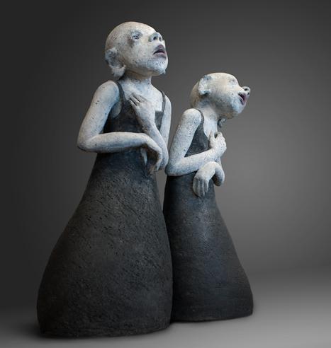Nathalie Gauglin   sculptor   les Artistes du Web   Scoop.it