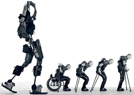 Exoesqueletos. Volver a andar tras una paraplejia | Salud Conectada | Scoop.it