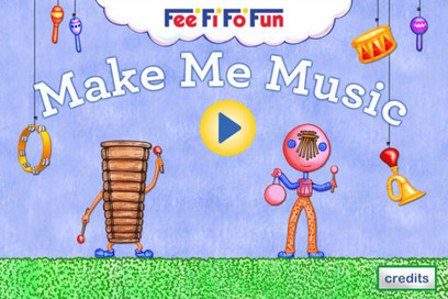 """Make Me Music is Great Fun!"" Says The iPhone Mom | FeeFiFoFun News! | Scoop.it"