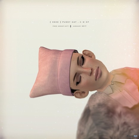 Pussy Hat Gift by [keke] | Teleport Hub - Second Life Freebies | Second Life Freebies | Scoop.it