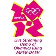 VRT presents first live public trial of MPEG-DASH during London 2012   Media Research   Scoop.it