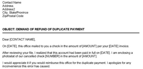 Request For Refund Letter from img.scoop.it