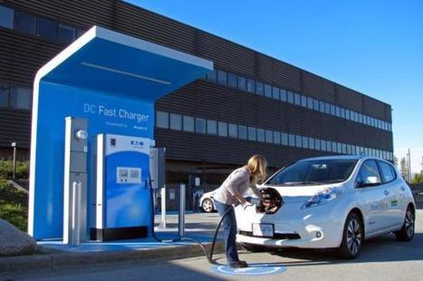 Hydrogen-friendly Vancouver getting into DC fast chargers for EVs   Sustainability and responsibility   Scoop.it