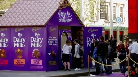 Cadbury utilise Facebook pour trouver le chocolat qui vous correspond | streetmarketing | Scoop.it
