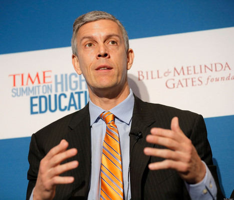 Arne Duncan To Stay At Education Department, Source Says | Winning The Internet | Scoop.it