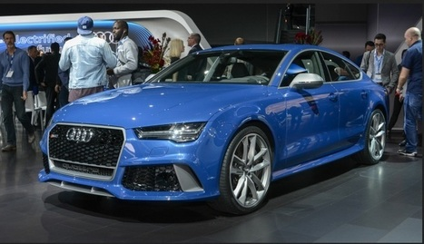 Audi Rs7 Price In India In Offline Mobile Prices Scoop It