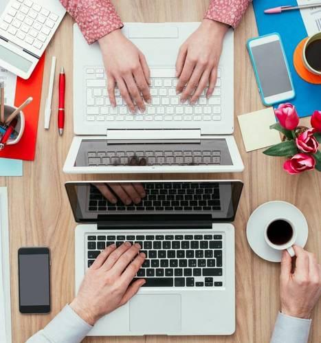 Sommes-nous prêts à devenir sans bureau fixe?   Gadgets - Hightech   Scoop.it