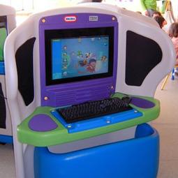 Jardins de infância portugueses ganham novos quiosques KidSmart da IBM | Literacia no Jardim de Infância | Scoop.it