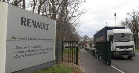 A Eragny-sur-Oise, Renault embauche | Infos en Val d'Oise | Scoop.it