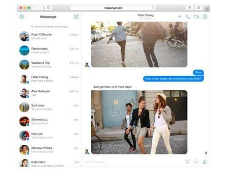 Facebook Launches Messenger for Web Browsers | CRM Systems | Scoop.it
