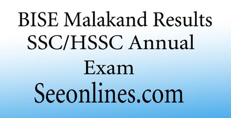 Malakand board matric 9th Result 2018, Ma