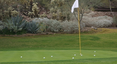UA Study: Golf Industry Worth $3.9B to Arizona | CALS in the News | Scoop.it