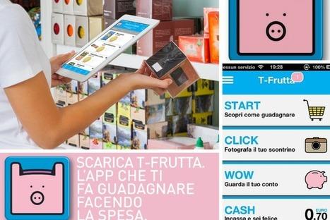 T-Frutta, l'App che ti fa guadagnare denaro, facendo la spesa | Food & Beverage, Restaurant, News & Trends | Scoop.it