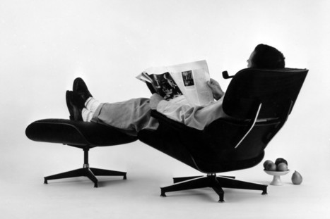 The Vision of Charles and Ray Eames   WOW Factor   Scoop.it