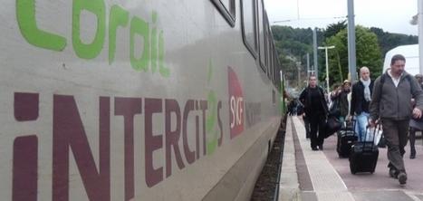 Ligne Cherbourg-Paris: le 19h12 disparaît !   La Manche Libre cherbourg   Actu Basse-Normandie (La Manche Libre)   Scoop.it