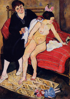 23 septembre 1865 naissance de Suzanne Valadon | Racines de l'Art | Scoop.it