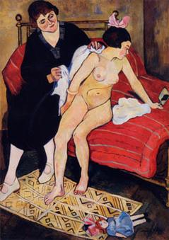 23 septembre 1865 naissance de Suzanne Valadon | Racines de l'Art | Scoop.it