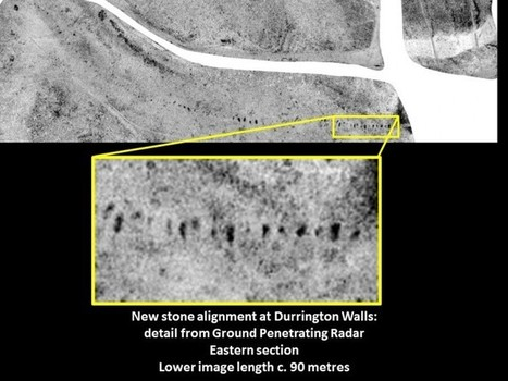 Stonehenge Hidden Landscapes Project reveals 90 standing stones beneath Durrington Walls | Archaeology News | Scoop.it