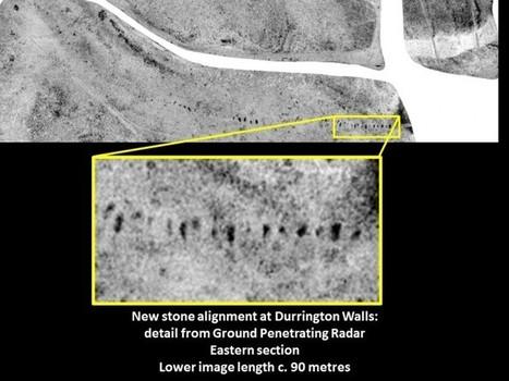 Stonehenge Hidden Landscapes Project reveals 90 standing stones beneath Durrington Walls | Archaeology News | Scoop.it