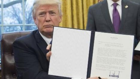 US President Scraps New World Order 'TPP' Trade Deal By Executive Order – Disclose.tv | A WORLD OF CONPIRACY, LIES, GREED, DECEIT and WAR | Scoop.it