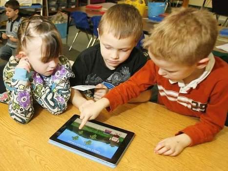¿Por qué debe prohibir las tabletas a sus hijos?   Aprendiendoaenseñar   Scoop.it