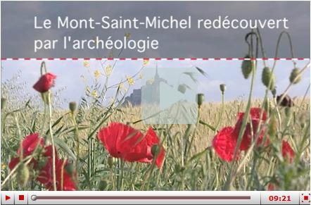 Fouille archéologique au Mont-Saint-Michel (Basse-Normandie) - Institut national de recherches archéologiques préventives   GenealoNet   Scoop.it