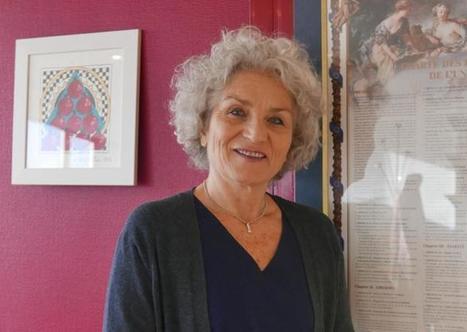 INTERVIEW : Marie-Thérèse Besson, grande maîtresse de la Grande Loge Féminine de France | L'actualité maçonnique | Scoop.it