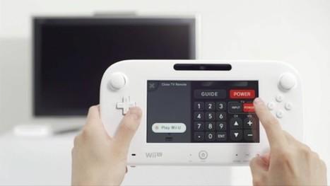 Wii U's TV control is surprisingly important | Joystiq | On Top of TV | Scoop.it