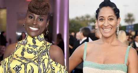 Issa Rae and Tracee Ellis Ross Score Golden Globe Nominations for Roles in TV Comedies | Fabulous Feminism | Scoop.it