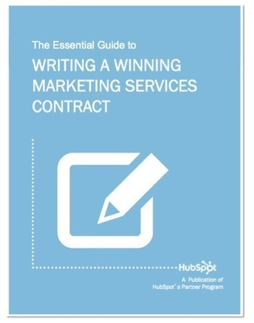 How to Write Marketing Services Contracts | Partner Resources | Nuava Marketing Solutions | Scoop.it