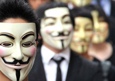 Anonymous takes down pedophilia group website | Cibereducação | Scoop.it