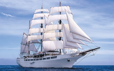 Luxury cruises on Sea Cloud II - Telegraph.co.uk | Bequia - All the Best! | Scoop.it