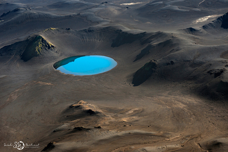 Breathtaking Aerial Landscapes of Iceland by Sarah Martinet | Share Some Love Today | Scoop.it