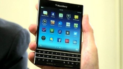 Blackberry rethinks the keyboard | CLOVER ENTERPRISES ''THE ENTERTAINMENT OF CHOICE'' | Scoop.it