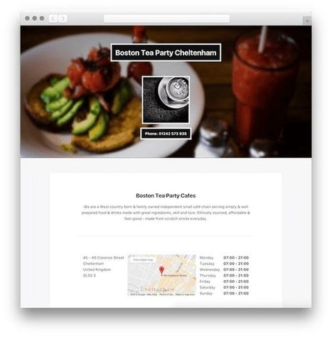 Ekko. Créer un site web à partir de votre page Facebook – Les outils de la veille | Les outils du Web 2.0 | Scoop.it