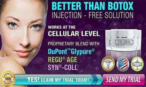 Celleral Eye Gel Fast Escape From Aging