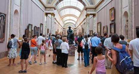 La Frequentation Des Musees Touch