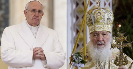 Pope Francis, Russian Orthodox patriarch to meet in Cuba   Geography Education   Scoop.it