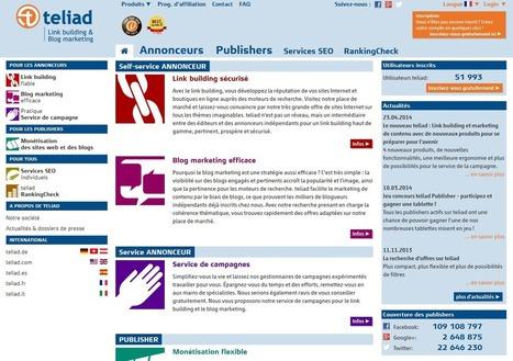 Marketplace : interview d'Hervé Corseau de Teliad | Les richesses du web | Scoop.it
