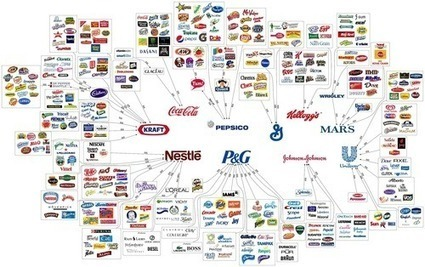 10 Companies Control Basically Everything You Consume: Infographic | Quite Interesting Stats and Facts | Scoop.it