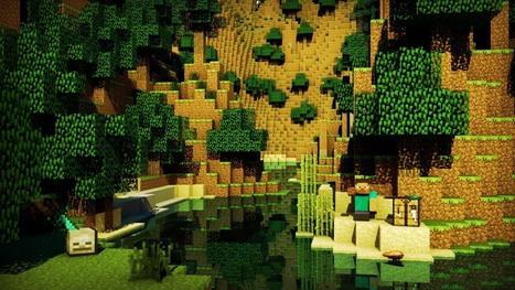 Polycraft World, l'extension pédagogique de Minecraft conçue par des enseignants - Pop culture - Numerama   -thécaires   Espace numérique et autoformation   Scoop.it