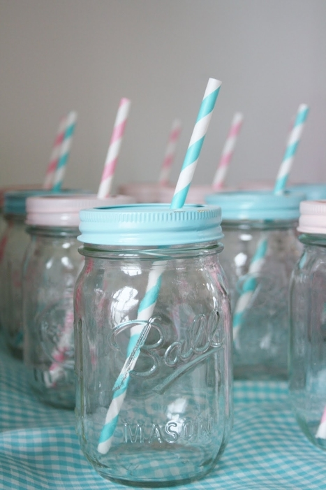 Mason Jar Baby Shower Ideas Baby Shower Decor