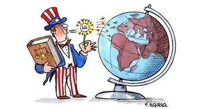 Extra-territorialité du droit américain : L'indispensable étude d'Hervé Juvin   Sud-Ouest intelligence économique   Scoop.it