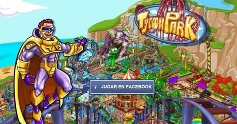 Tycoon Park, un juego para gestionar un parque de atracciones en Facebook | Edu-Recursos 2.0 | Scoop.it