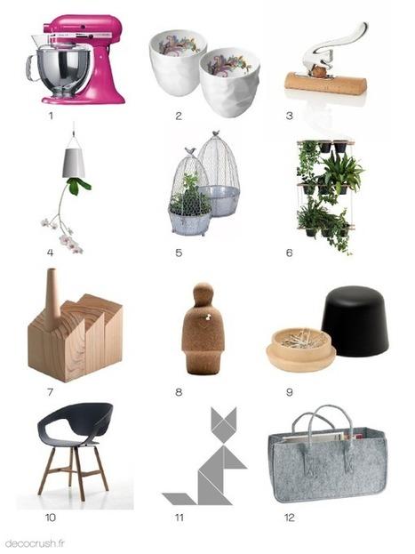 Shopping déco spécial Fêtes des Mères 2012 | DecoCrush blog déco, idées déco | 694028 | Scoop.it
