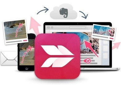 Skitch | Evernote | SOCRATES Leading Edge Certification Online and Blended Teaching | Scoop.it