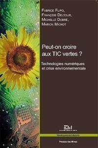 Peut-on croire aux TIC vertes ? | Planete DDurable | Scoop.it