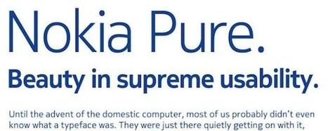 Nokia in a new dressing? - Branding, Designing - Media Panther Blog | Branding for people | Scoop.it