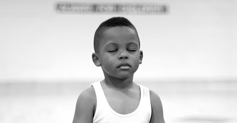 This school replaced detention with meditation. The results are stunning.   The Promise of Mindfulness Meditation   Scoop.it