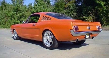 1965 Ford Mustang - SuperCarsAutos | Muscle Cars of America | Scoop.it